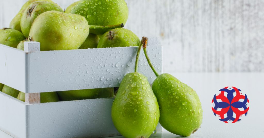 6 Health and Nutrition Benefits of Eating Pears